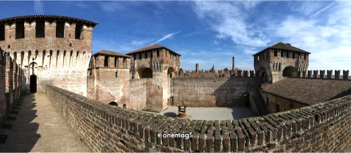 Cosa vedere a Soncino, la Rocca Sforzesca