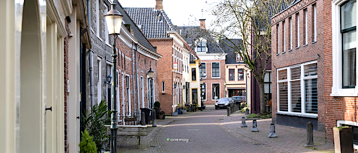 La provincia di Groninga, Appingedam