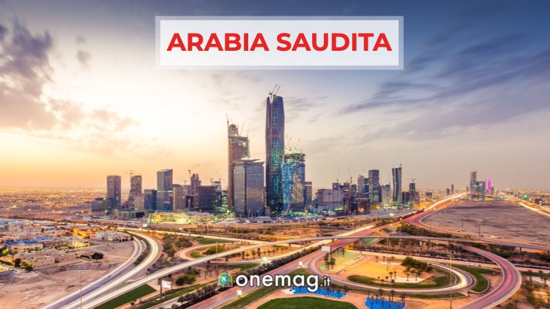 Arabia Saudita, Asia