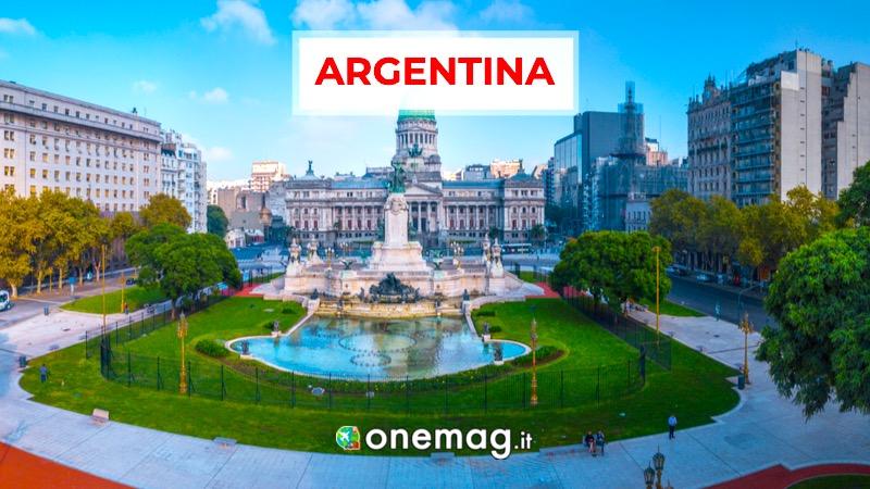 Argentina, America