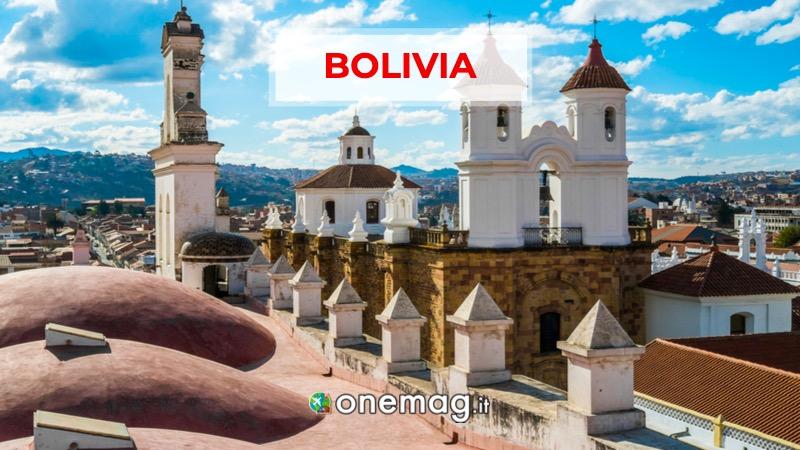 Bolivia, America