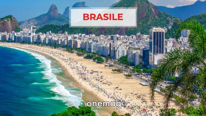 Brasile, America