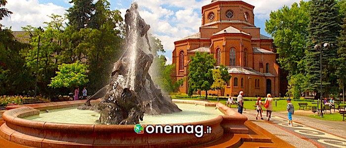 La Fontana del Diluvio, Bydgoszcz