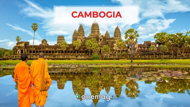 Cambogia, Asia