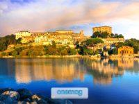 Capodimonte, Lazio, lo scenografico borgo sul Lago di Bolsena