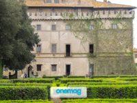 Castello Ruspoli, Vignanello, l'elegante maniero nella Tuscia viterbese