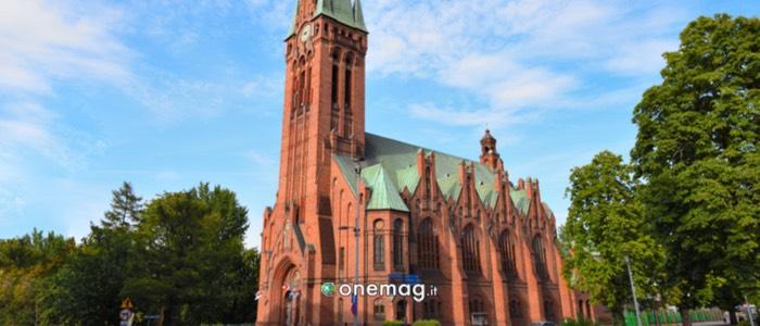 Cattedrale di Bydgoszcz, in Polonia