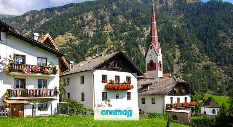 Certosa, il borgo del silenzio nelle Alpi Venoste