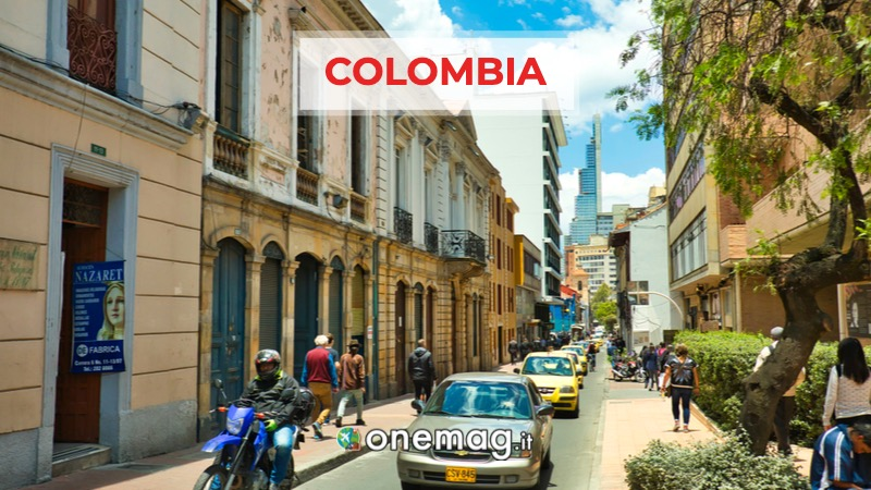 Colombia, America