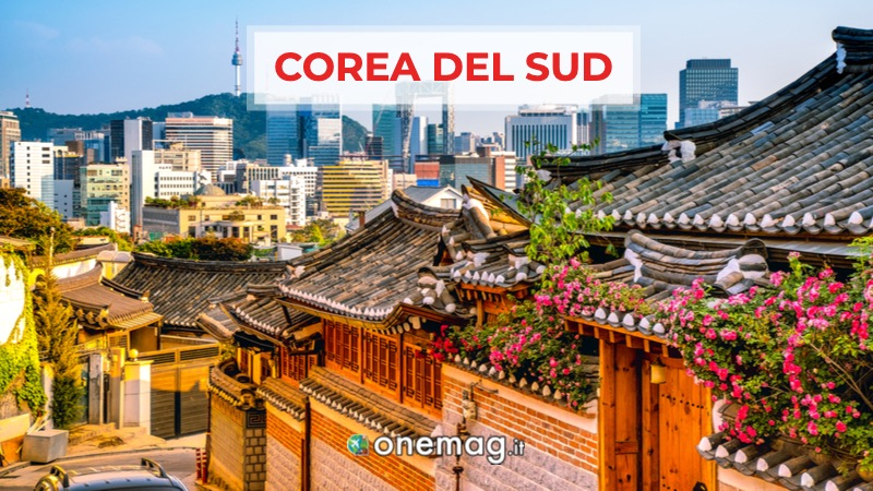 Corea del Sud, Asia