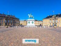 Palazzo di Amalienborg, Copenaghen, guida al Palazzo Reale Danese
