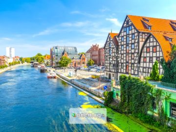 Cosa vedere a Bydgoszcz in Polonia