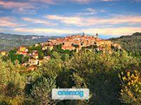 Seggiano, Toscana, il medioevo s'incontra in cima al Monte Amiata