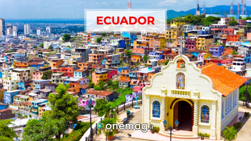 Ecuador, America