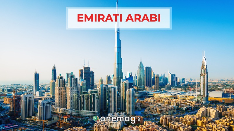 Emirati Arabi, Asia