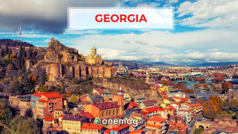 Georgia, Asia