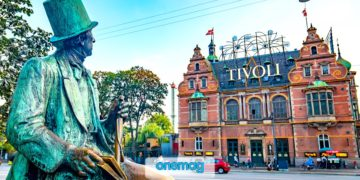 Giardini di Tivoli, Copenaghen, il noto parco a tema