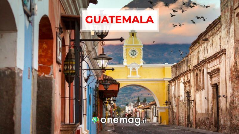 Guatemala, America