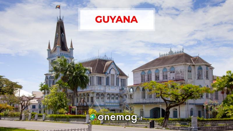 Guyana, America