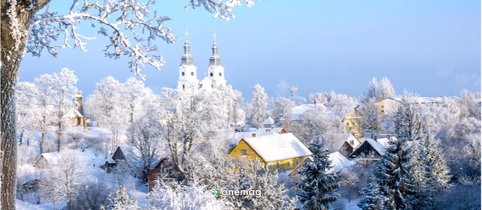 Sudovia, Lituania, Kalvarija veduta