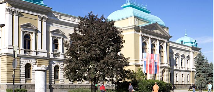 Cosa vedere a Kruševac, il Municipio