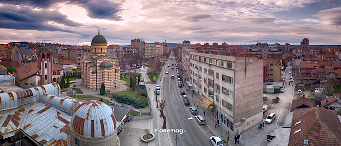 Cosa vedere a Kruševac, panorama