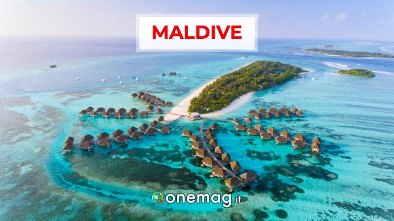 Maldive, Asia