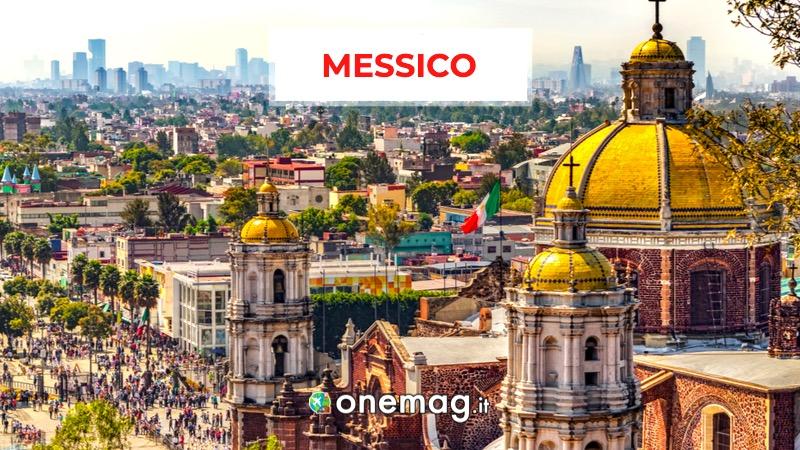 Messico, America