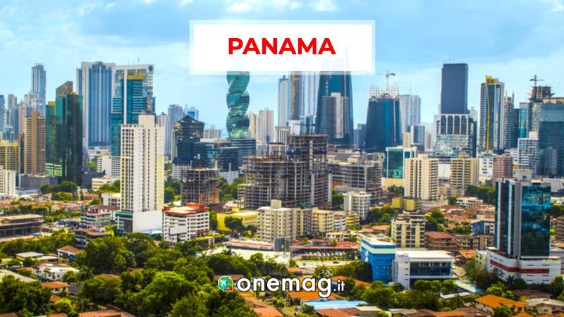 Panama, America