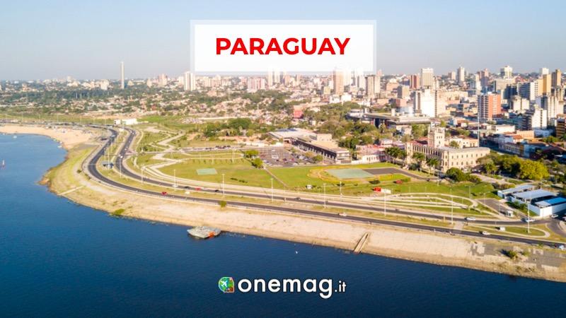 Paraguay, America