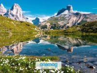 Parco Naturale Tre Cime, il territorio incontaminato nelle Dolomiti