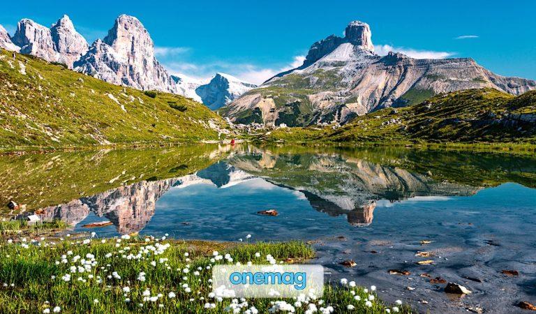 Parco Naturale Tre Cime | Il territorio incontaminato nelle Dolomiti