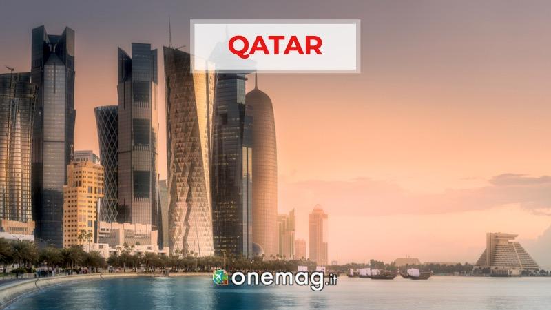Qatar, Asia