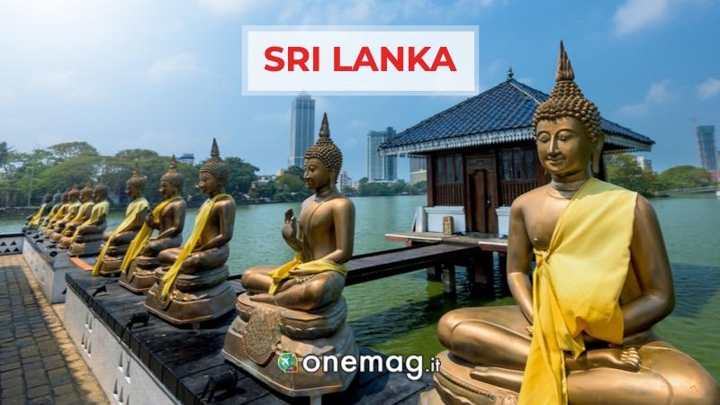 Sri Lanka, Asia