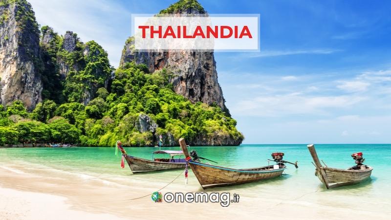 Thailandia, Asia