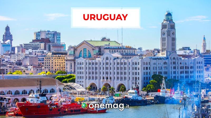 Uruguay, America