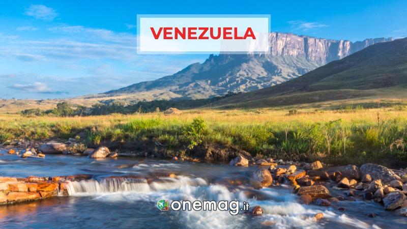 Venezuela, America