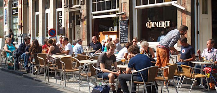 Brabante Settentrionale, pub a Leuven