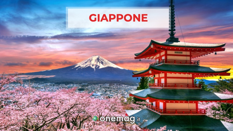 Giappone, Asia