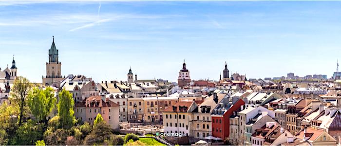 Cosa vedere a Lublin, panorama