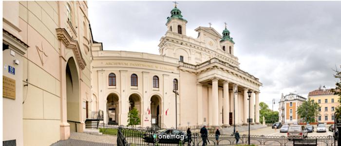Cosa vedere a Lublino, cattedrale