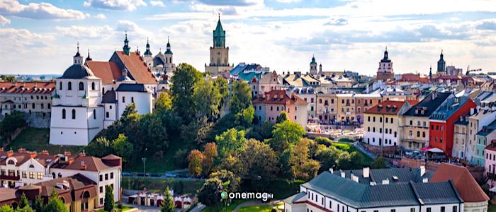 Cosa vedere a Lublino, centro storico