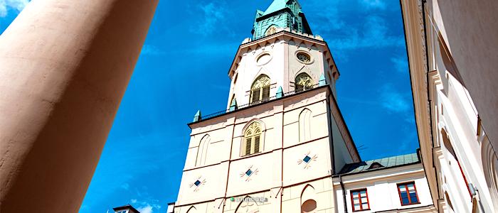 Cosa vedere a Lublino, la Torre Trinaria