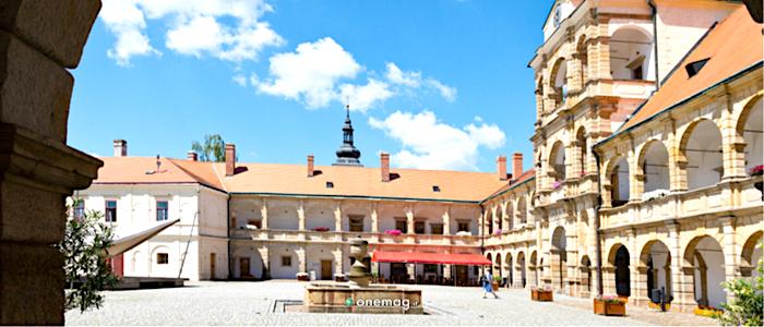 La regione di Pardubice, Moravska Trebova