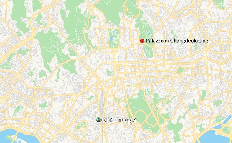 Il Palazzo di Changdeokgung