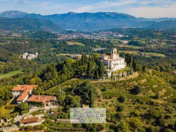 Montevecchia, Lecco | Il Santuario mariano