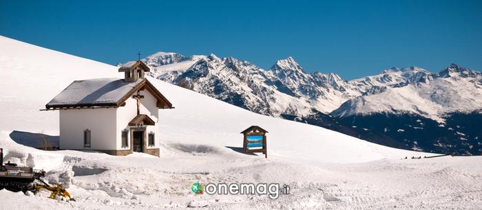 Trepalle, il luogo più freddo in Italia