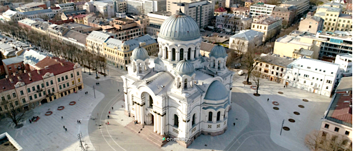 Cosa vedere a Kaunas, chiesa di San Michele