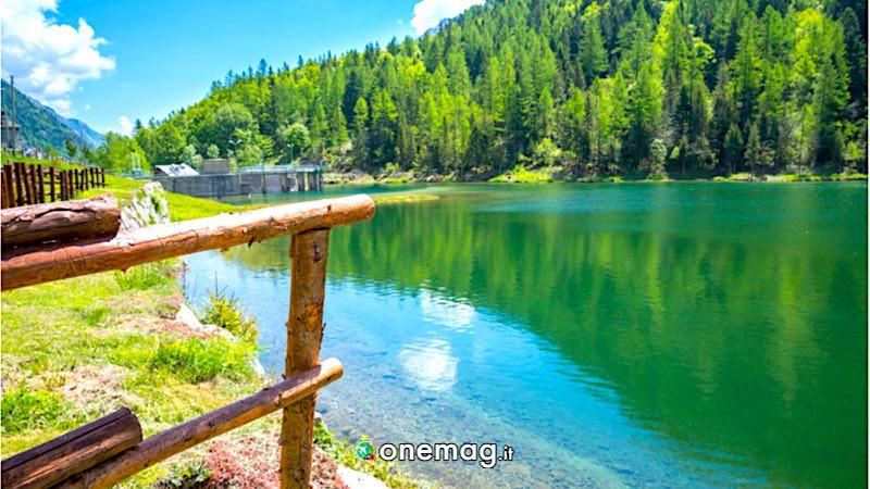 Cosa vedere a Macugnaga, Lago delle Fate