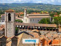 Cosa vedere a Gubbio, il borgo medievale sul monte Ingino